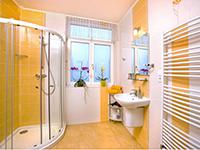Ванная комната, Villa Walir 3*, Марианские Лазне, Чехия