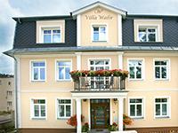 Экстерьер отеля, Villa Walir 3*, Марианские Лазне, Чехия