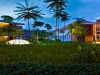 Общий вид отеля Capella Singapore 5*dlx, Сингапур, Сентоза