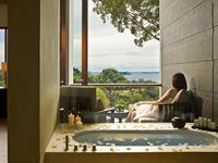 Ванная комната в номере отеля Capella Singapore 5*dlx, Сингапур, Сентоза