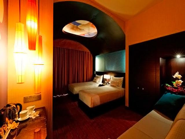 Resorts World Sentosa: Festive Hotel - Deluxe Room