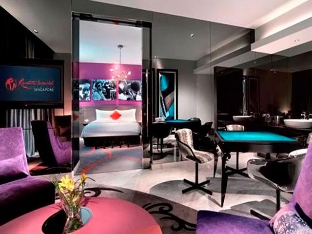 Resorts World Sentosa: Hard Rock Hotel Suite