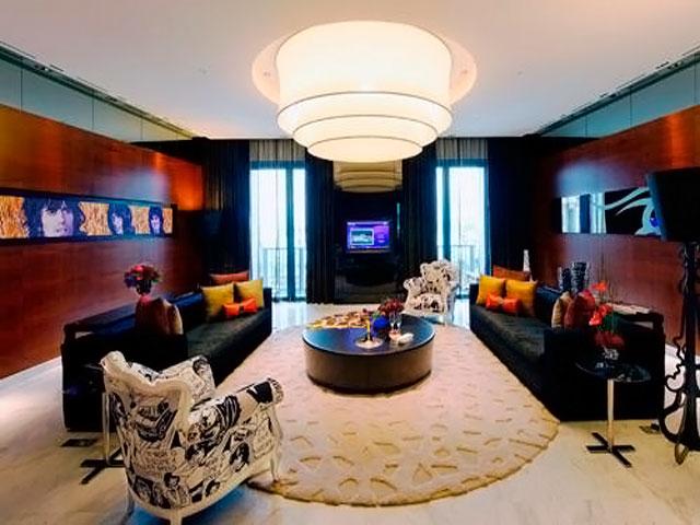 Resorts World Sentosa: Hard Rock Hotel - Rock Star Suite