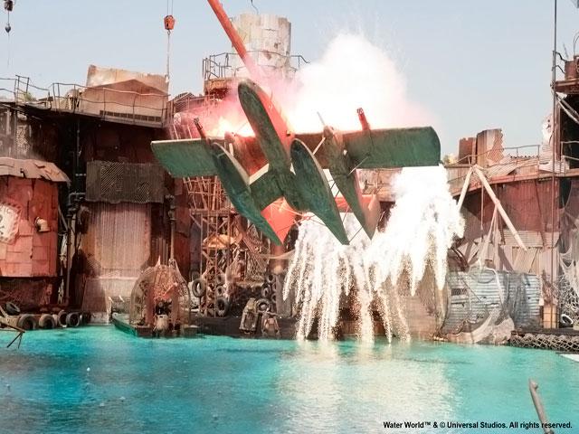 Resorts World Sentosa: Waterworld Zone