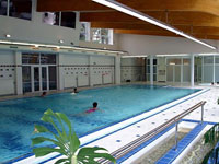 Бассейн, Spa Resort Sanssouci 4*, Карловы Вары, Чехия