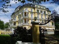 Главный-вид-отеля, Imperial 4*, Франтишковы Лазне, Чехия
