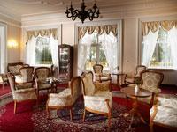 Гостиная, Imperial 4*, Франтишковы Лазне, Чехия