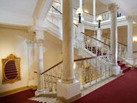 Интерьер-отеля, Imperial 4*, Франтишковы Лазне, Чехия