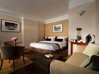 Deluxe-room, Best Western Premier Hotel Slon 4*, Любляна, Словения