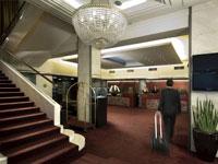 Лобби, Best Western Premier Hotel Slon 4*, Любляна, Словения