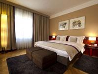 Номер-в-отеле, Best Western Premier Hotel Slon 4*, Любляна, Словения