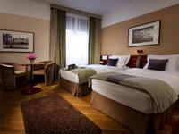 Номер-Комфорт, Best Western Premier Hotel Slon 4*, Любляна, Словения
