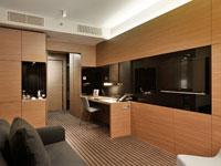 Гостиная-в-номере, Plaza 4*, Любляна, Словения