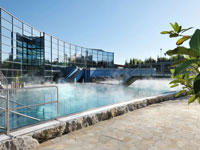 Открытый-бассейн, Plaza 4*, Любляна, Словения