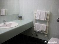 Ванная-комната, Mirna 4*, Порторож, Словения