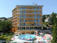 Главный-вид-отеля, Mirna 4*, Порторож, Словения