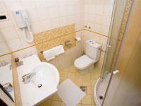 Ванная-комната, Belvedere 3*, Изола, Словения