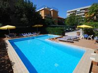 Бассейн, Caravelle Hotel 3*, Пезаро, Италия