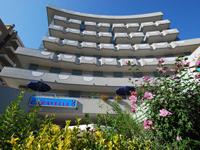Главный-вид-отеля, Caravelle Hotel 3*, Пезаро, Италия