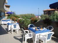 Кафе, Caravelle Hotel 3*, Пезаро, Италия