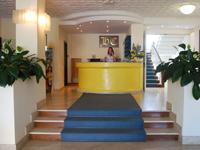 Лобби, Caravelle Hotel 3*, Пезаро, Италия