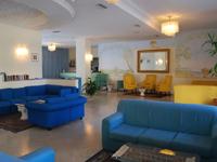 Холл, Caravelle Hotel 3*, Пезаро, Италия