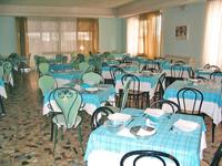 Зал-для-завтраков, Impero 3*, Римини, Италия