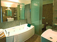 Ванная-комната, Premier & Suites 5*, Милано Мариттима, Италия