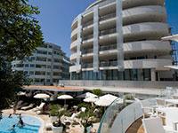 Главный-вид-отеля, Premier & Suites 5*, Милано Мариттима, Италия