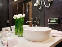 Ванная комната, Tulip Inn Rosa Khutor 4*, Красная Поляна, Россия