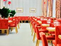 Ресторан, Tulip Inn Rosa Khutor 4*, Красная Поляна, Россия